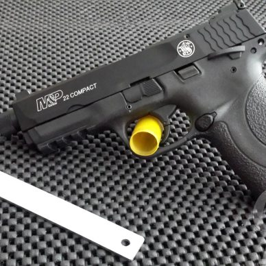 Smith & Wesson M&P 22C pistol
