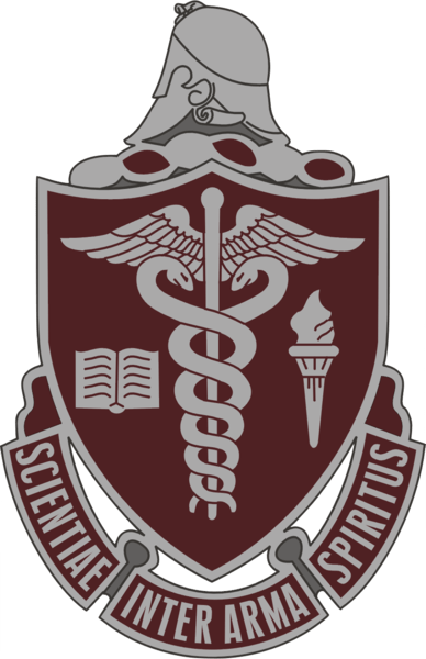 Walter Reed Army Medical Center unit insignia