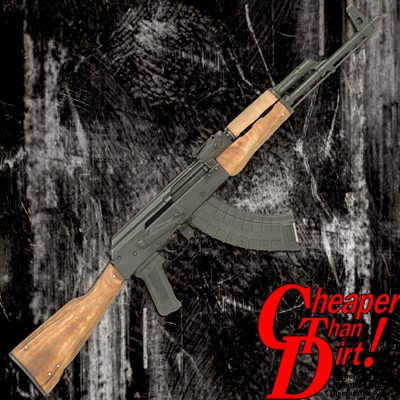 All AKs, All the Time - The Shooter's Log