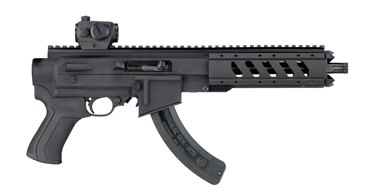 ATI AR-22 Pistol Stock System