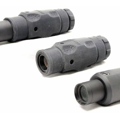 3 Aimpoint Magnifiers