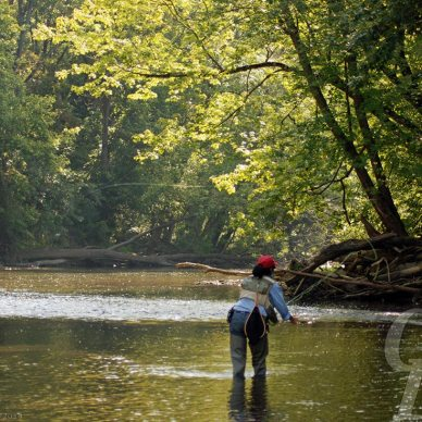 Becoming an Outdoor Woman, Fly Fishing
