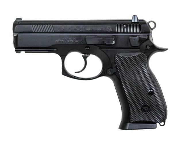 CZ P-01 left side