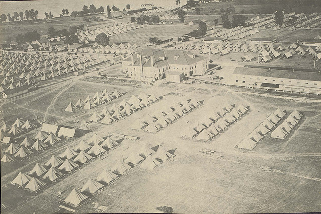 National Match, Camp Perry, 1920 - Connecticut State Library, State Archives, PG 460, Colt Patent Fire Arms Manufacturing Company, Box 5, Folder 7, Item 3