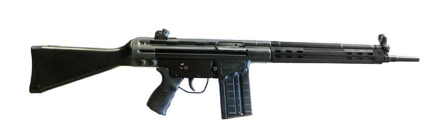 Century's C308 Rifle — The HK91 Clone - The Shooter's Log