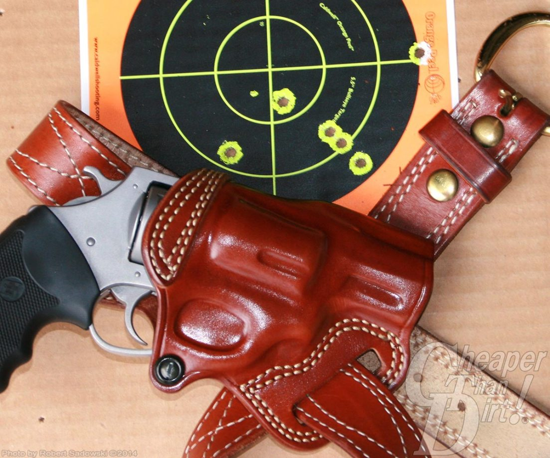 Everyday Carry with Charter's Pit Bull 9mm Revolver - The