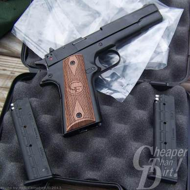 Chiappa 1911-22 pistol with two magazines