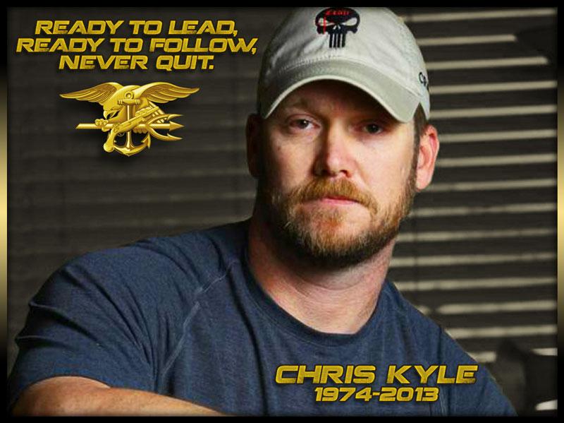 Chris Kyle American Sniper