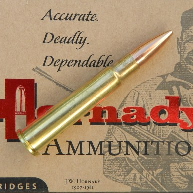 Hornady Custom International .303 British ammunition