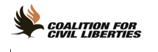 Coalition for Civil Liberties logo