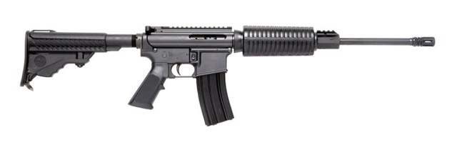 DPMS Sportical AR-15 Right profile
