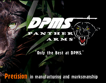 DPMS is an established black rifle ompany based in Minnesota.