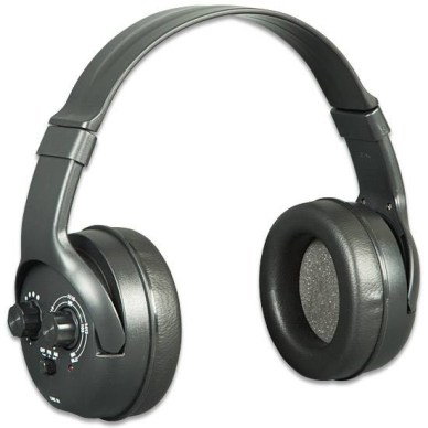 Over and Out Earmuff Includes AM/FM iPod And MP3 Inputs