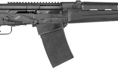 Picture shows a semiautomatic shotgun.