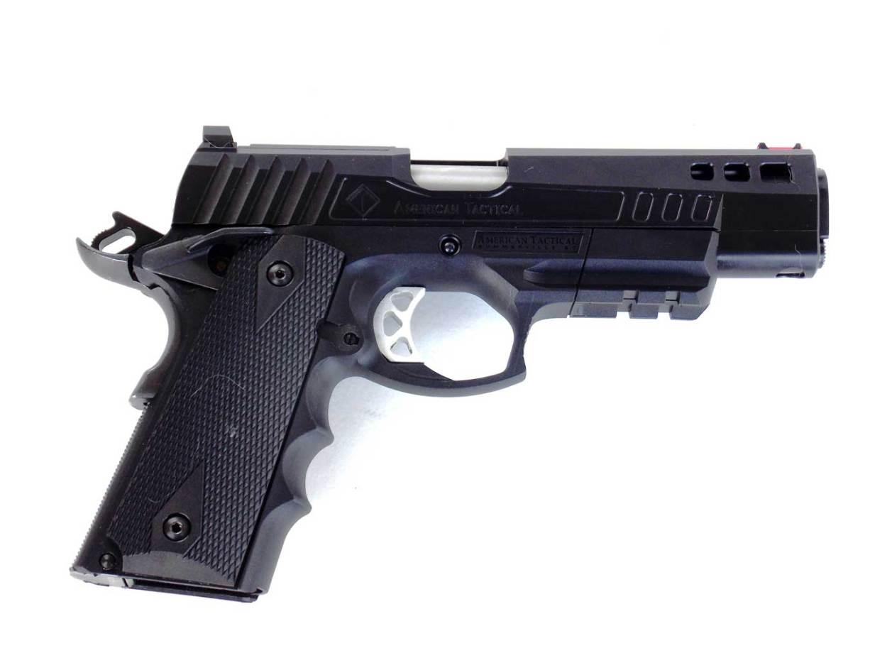 ATI FXH .45 1911 pistol right profile