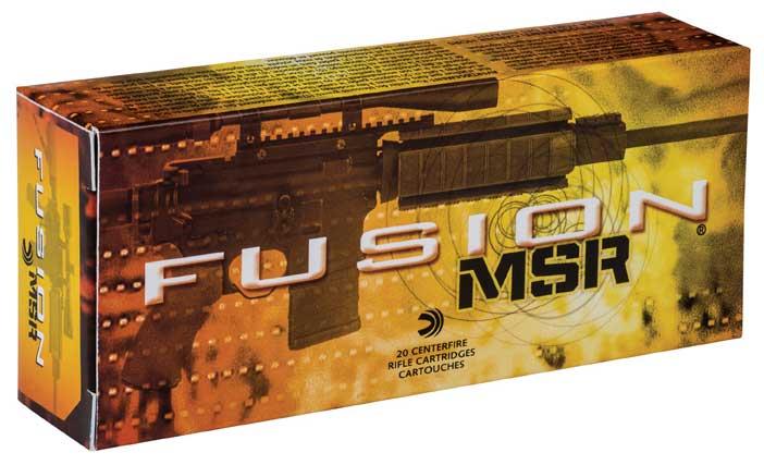 Federal Fusion MSR 6.8