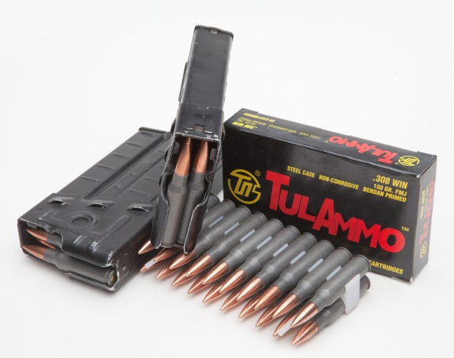 Tula Ammunition is one of several brands of steel cased cartridges from Russia