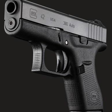 GLOCK 42 .380 ACP pistol