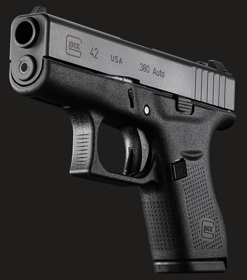 GLOCK Introduces the G42  380 ACP - The Shooter's Log
