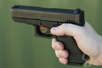 Setting up a Glock for Concealed Carry - The Shooter's Log