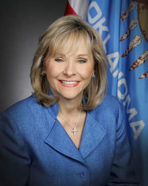Governor Mary Fallin
