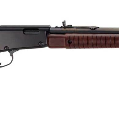 Henry Repeating Arms Octagon Model H003TM Pump Action Rimfire Rifle .22