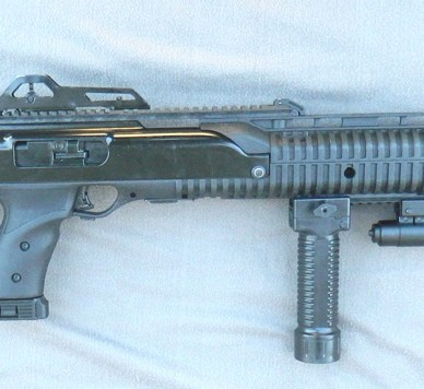 Hi Point Carbine right side
