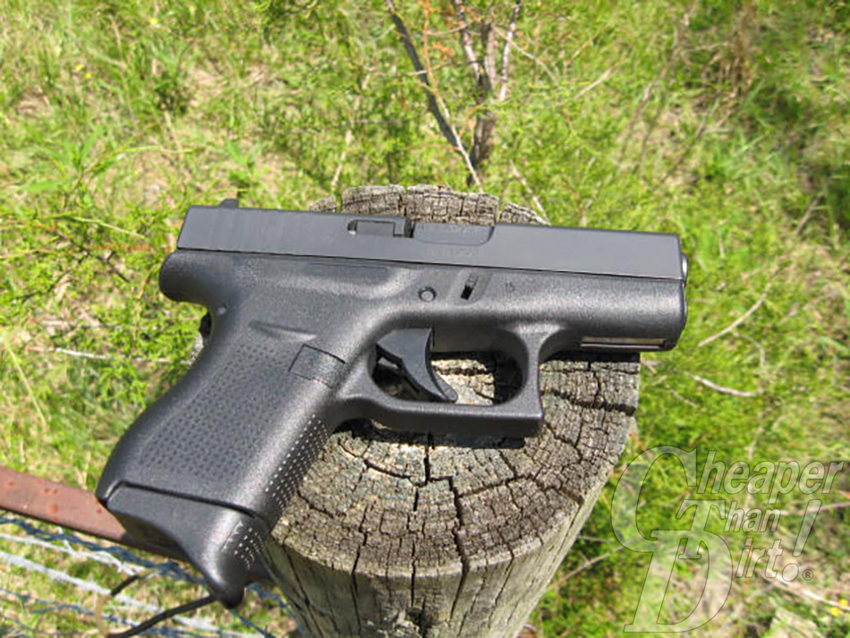 Glock 42 Review - The Shooter's Log