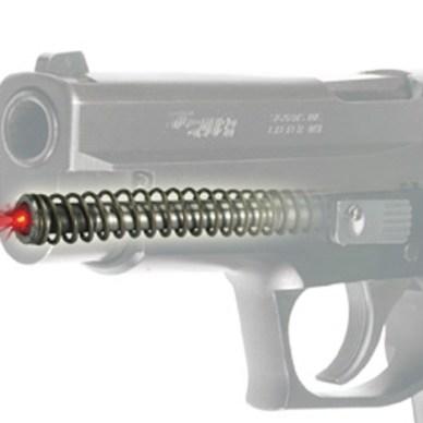LaserMax laser guide rod system