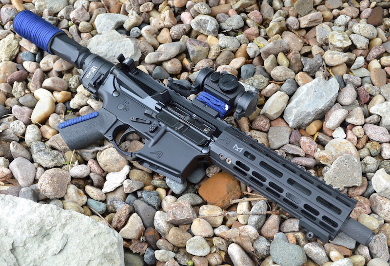 Law Tactical AR-15 Folding Stock Adapter kit