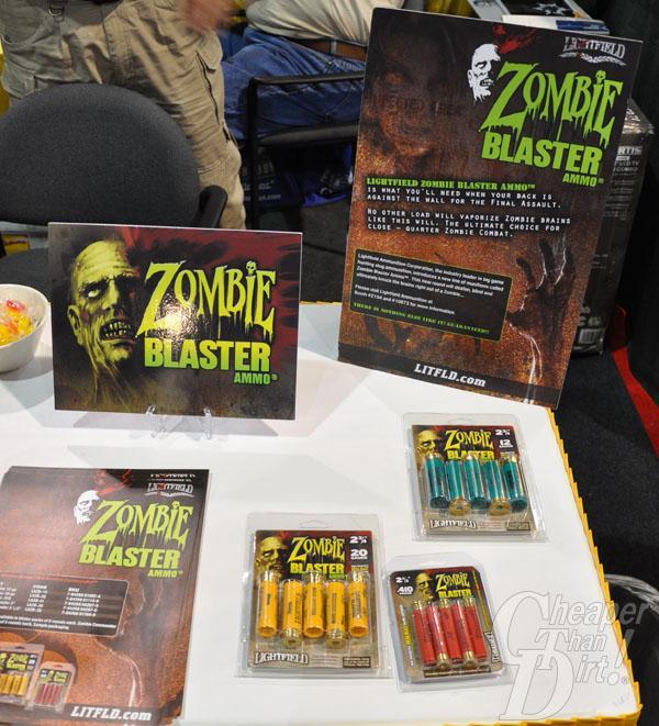 Lightfield Zombie Blaster