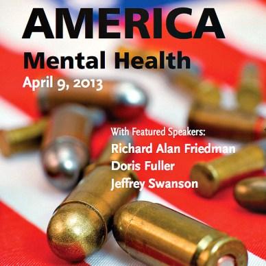 Mental Health and Guns