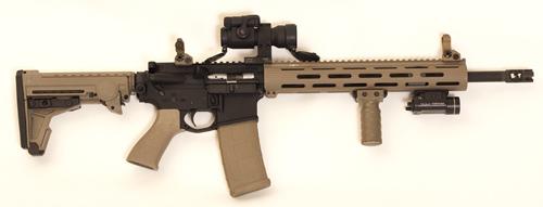 Mike's AR-15