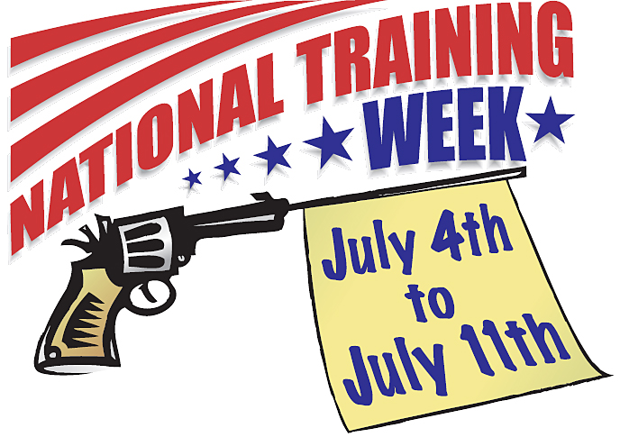 Celebrate your freedom with fireworks and firearms.