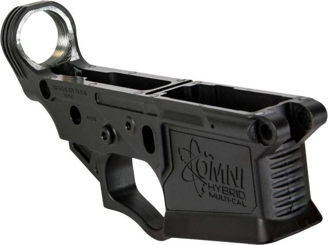 ATI Omni Stripped lower receiver