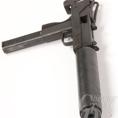 Suppressed Mac-10