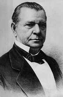 Oliver F. Winchester November 30, 1810 to December 11, 1880.