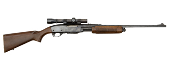 Remington 760 rifle