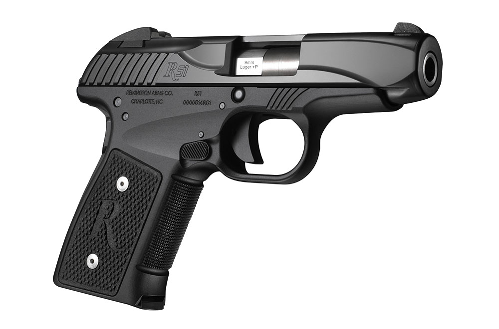Remington R51 Right Side