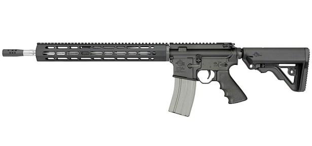 Rock river lar-15 r3 competition rifle left side