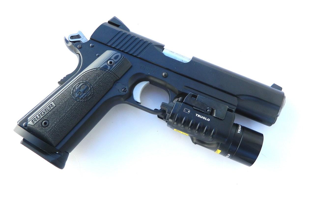 Range Report: Ruger SR1911R - The Shooter's Log