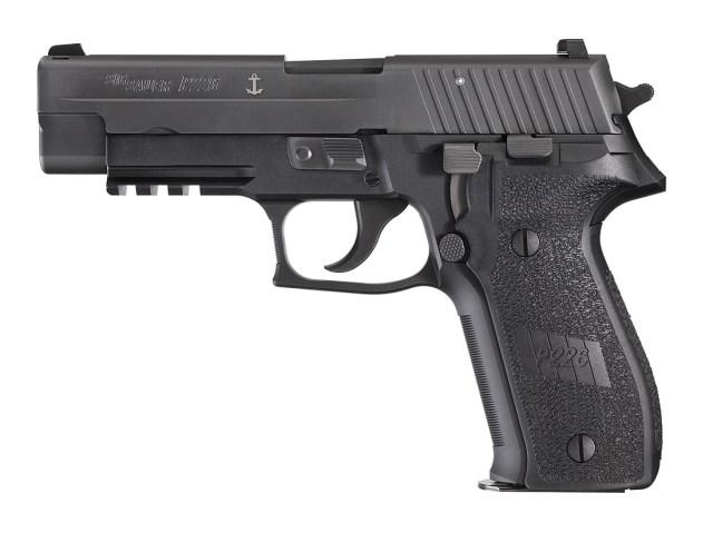 SIG M25 Navy Model Impressive Pistol