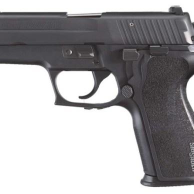 SIG Sauer introduces the P227.