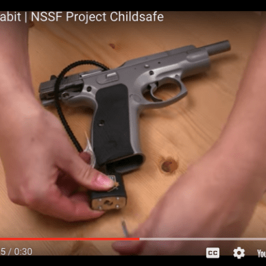National Shooting Sports Foundation Safety is a Habit video cover
