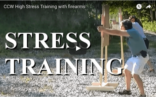 Under Stress Training Video cover