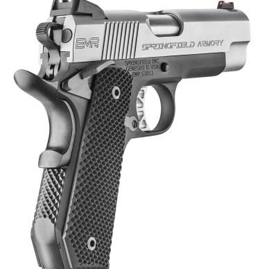 Springfield EMP4 pistol right angled