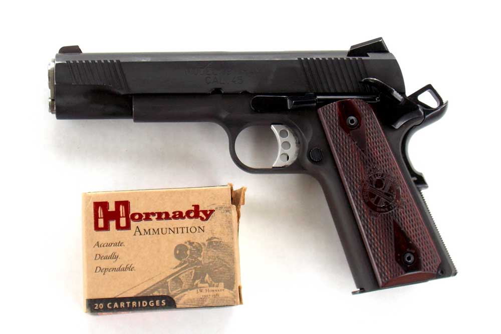 Springfield 1911 Loaded Model - The Shooter's Log