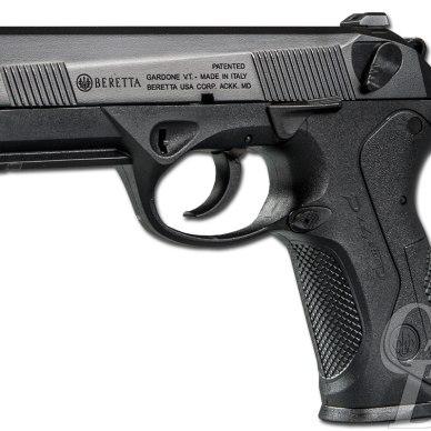 Beretta Storm PX4 Take Down Controls