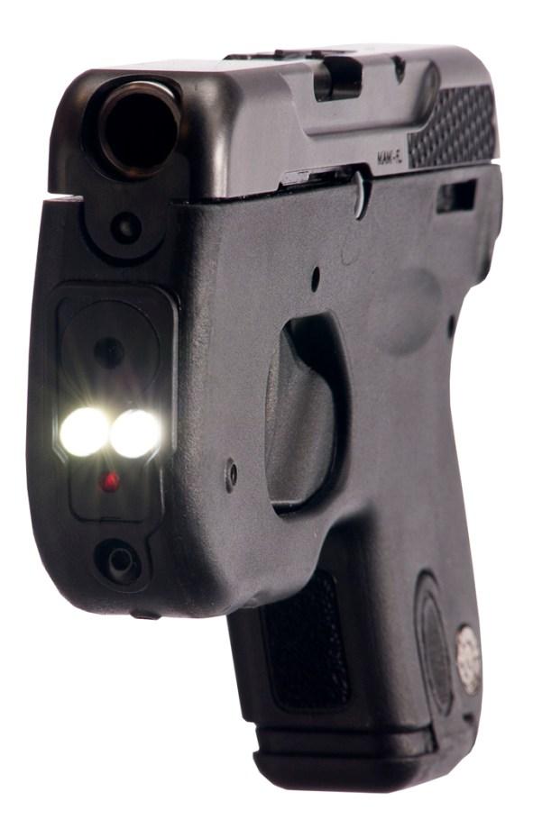 Taurus Curve handgun front black