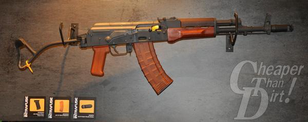 Tapco AK-74 accessories